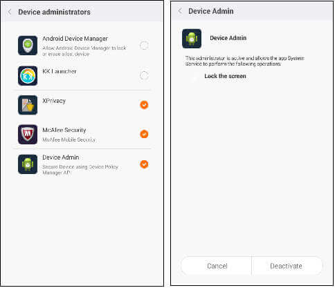 Get Hide Apps on Android