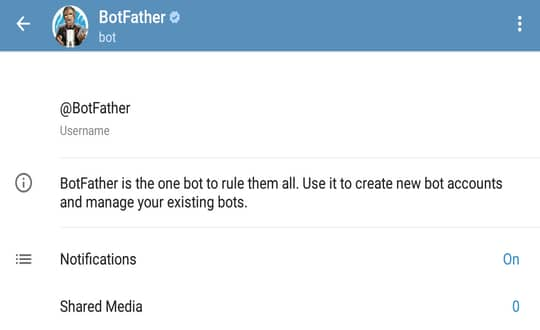 Bot Father