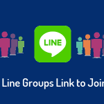 Join line app group chat using both link and QR code(20+ Line groups)