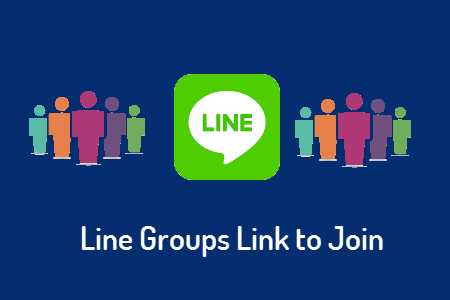 Join line app group chat using both link and QR code(20+