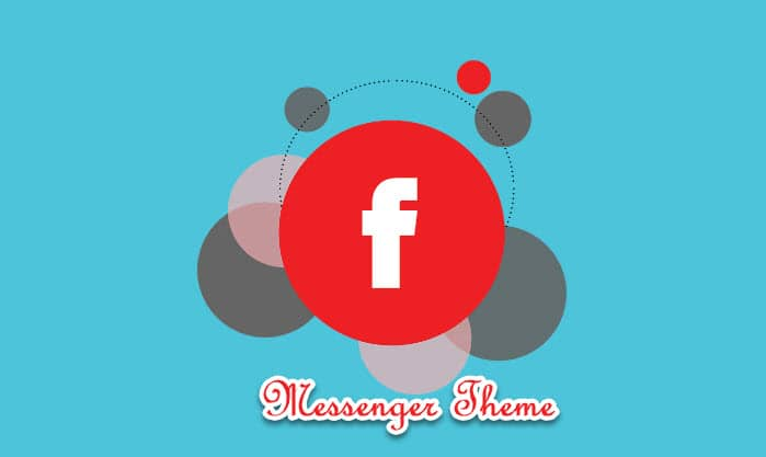 facebook messenger themes for Android
