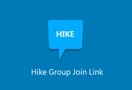 hike group join link