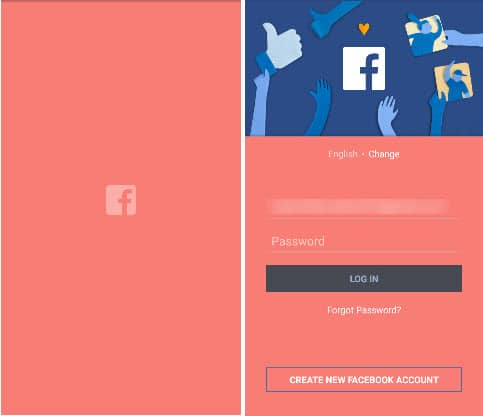 Pink Color Facebook Themes