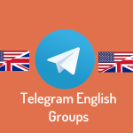 Telegram English  Group For Learn (Join Today)