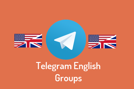 100+ Telegram English Group For Learn (Join Today)