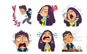 stickers telegram love 11