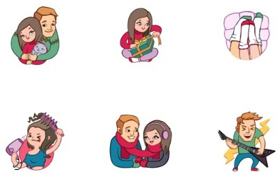 Love Stickers for Telegram 28