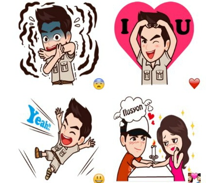 Telegram Love Stickers 9