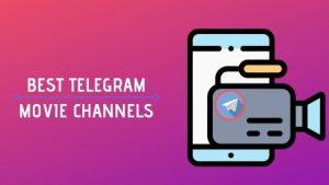 BEST TELEGRAM MOVIE CHANNELS