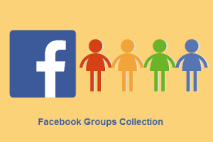 Facebook groups collection