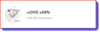 Movie Barn