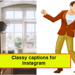 50 Classy captions for Instagram