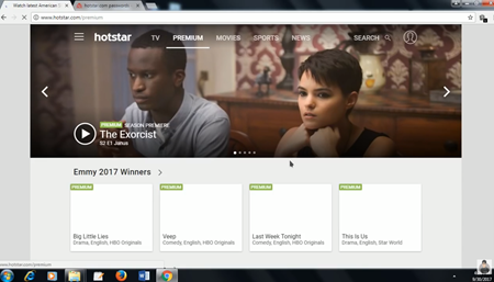 Free Hotstar Premium Account Username and Password 2019 (100