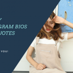 70+ Pretty Instagram bios and Quotes