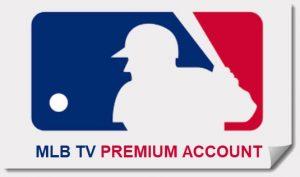 Mlb tv premium account