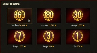 World of Tanks Premium Account For Free step 2