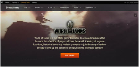 World of Tanks Premium Account