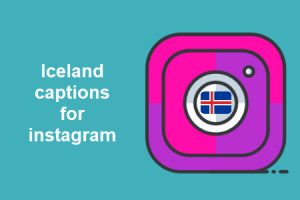 iceland captions for instagram
