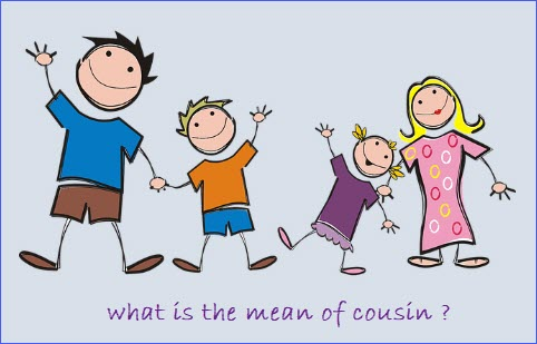 mean of cousin