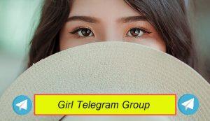 Girl telegram group
