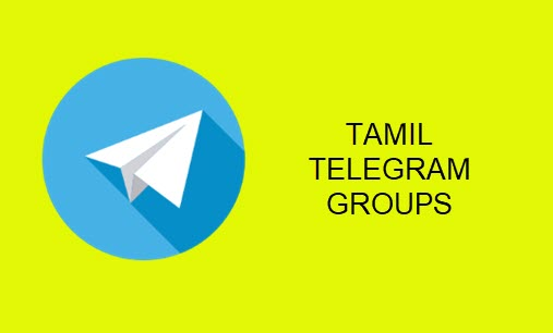 50+ Tamil Telegram group link Collection