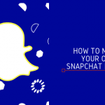 How to make your own Snapchat Filter ?