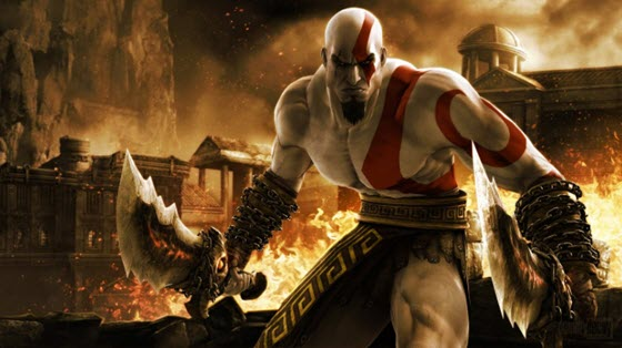 #8.God of war – Chains of Olympus