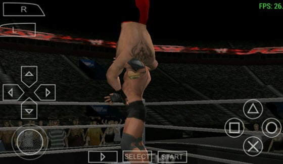 WWE Smackdown Vs Raw 2k14