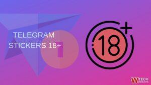 TELEGRAM STICKERS 18+