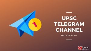 UPSC TELEGRAM CHANNEL