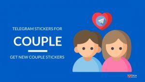 couple telegram stickers