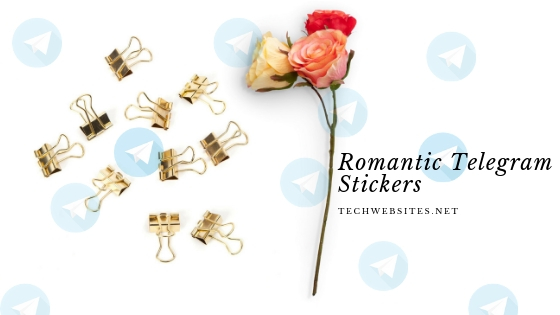 romantic telegram stickers