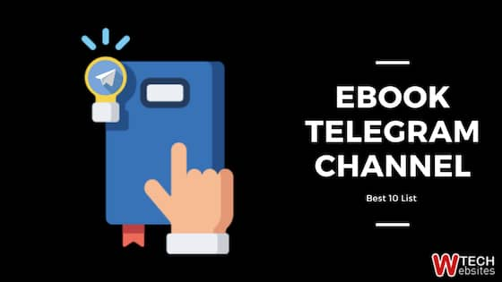 Best Ebook Telegram Channels List in 2019