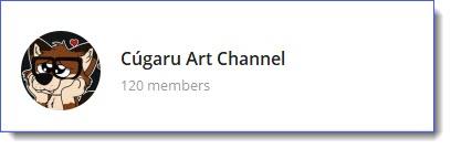 Cugaru art channel
