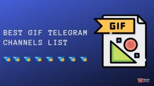 Gif Telegram Channels List