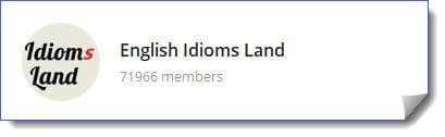 english_ldioms_land