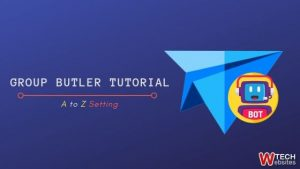 GROUP BUTLER TUTORIAL