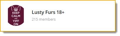 Lusty Furs