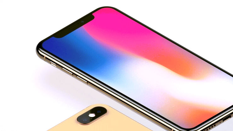 Iphone X switch Off
