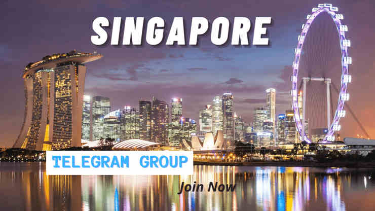 Singapore Telegram Groups