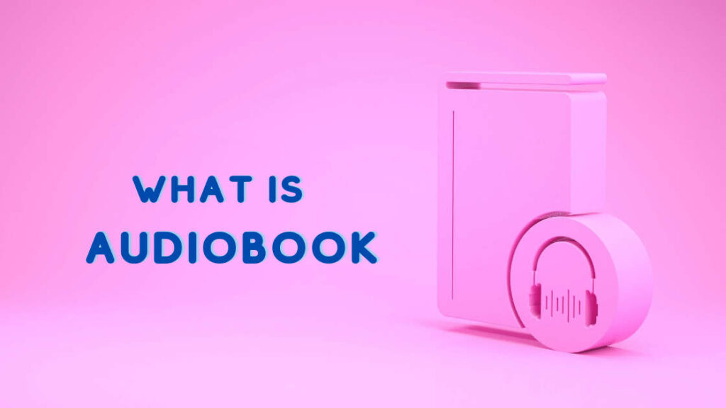 what is audiobook